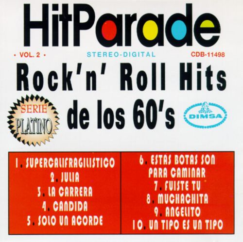 Hit Parade 60s, Vol. 2