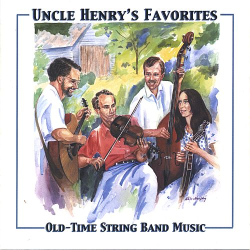 Old-Time String Band Music