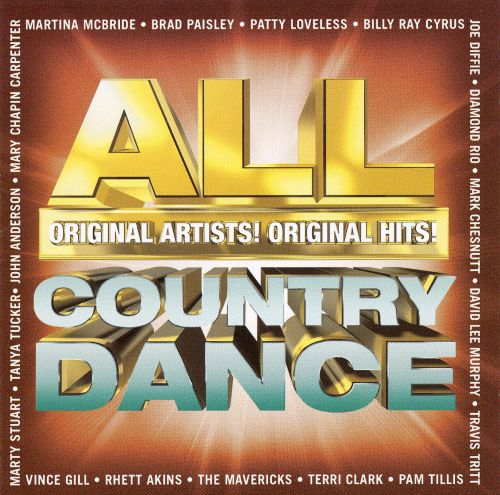 All Country Dance - Various Artists