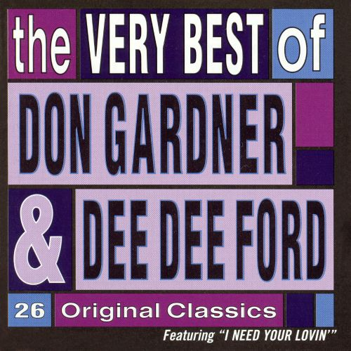 The Very Best of Don Gardner & Dee Dee Ford