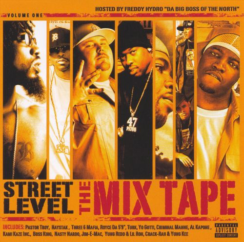 Street Level: The Mix Tape, Vol. 1