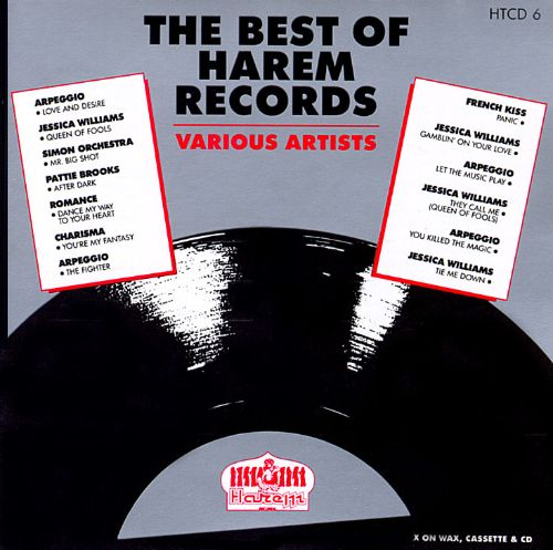 The Best of Harem Records