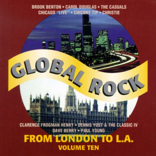 Global Rock, Vol. 10: From London to L.A.