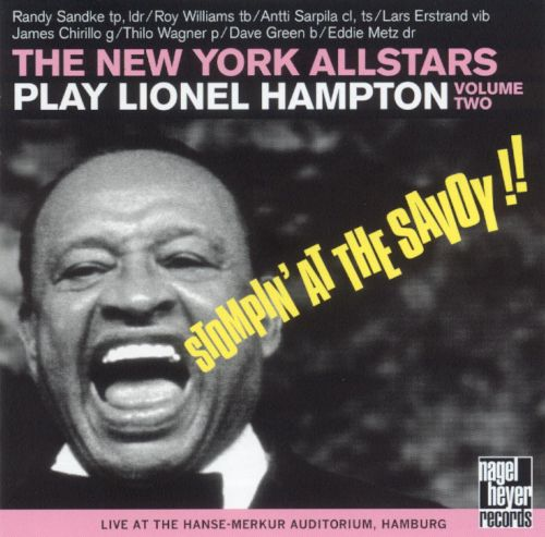 Play Lionel Hampton, Vol. 2: Stompin' at the Savoy