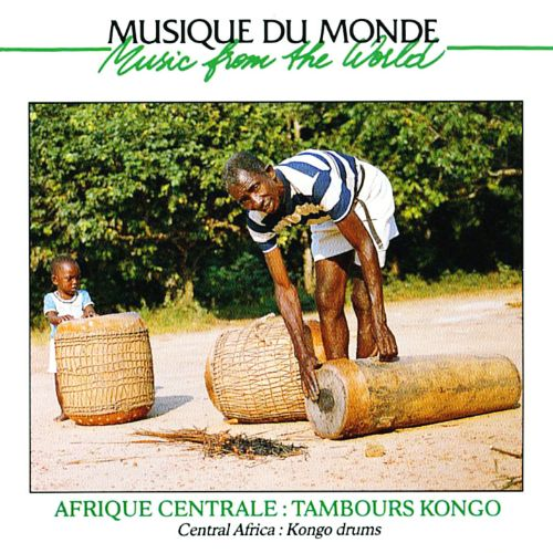 Central Africa: Kongo Drums