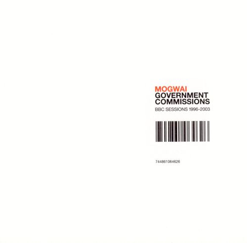 Government Commissions: BBC Sessions 1996-2003