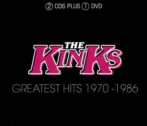 The Kinks Greatest 1970-1986