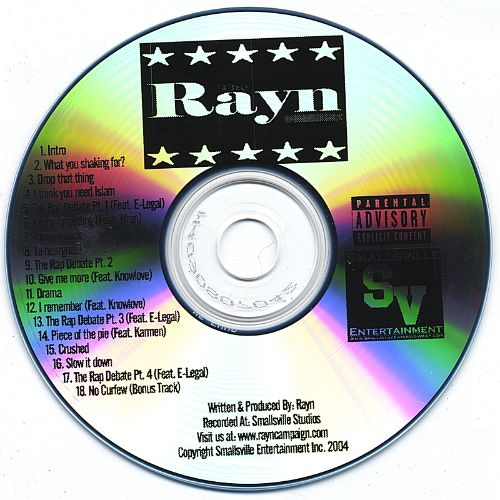 The Rayn Campaign