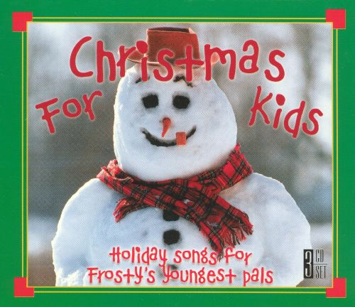 Christmas for Kids [Laserlight 2002]