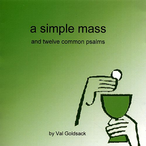 A Simple Mass and 12 Common Psalms