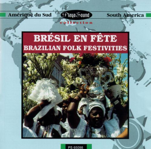 Brazilian Folk Festivities: Batucadas and Music of the Northeast