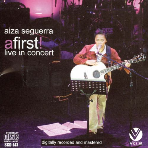 A First! Live in Concert