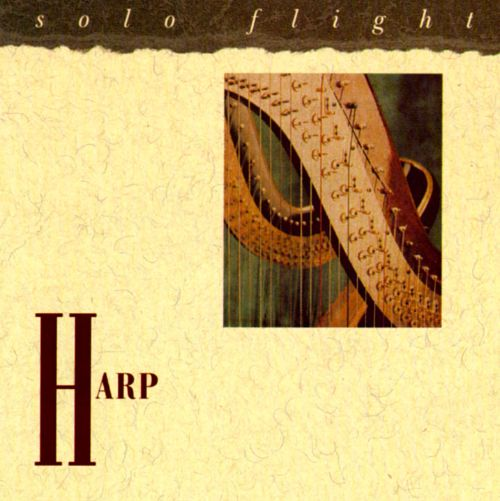Solo Flight-Harp