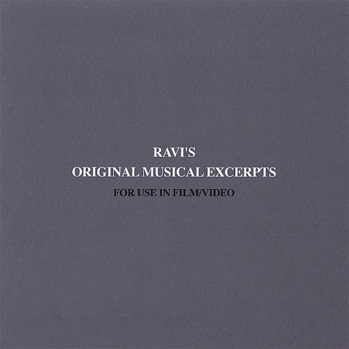 Ravi's Original Musical Excerpts