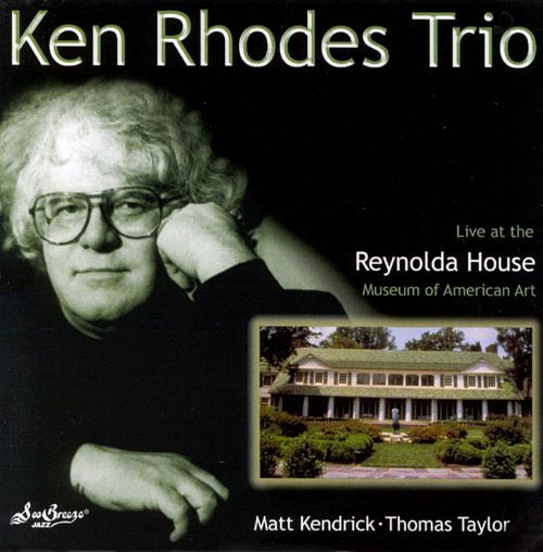 Live at the Reynolds House Museum of American Art