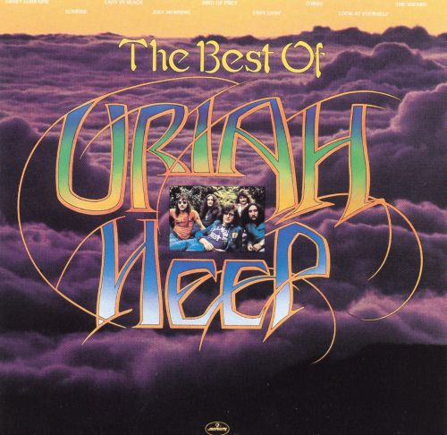 The Best of Uriah Heep [Mercury]