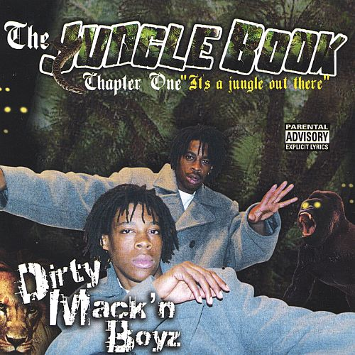 Tha Jungle Book: Chapter One