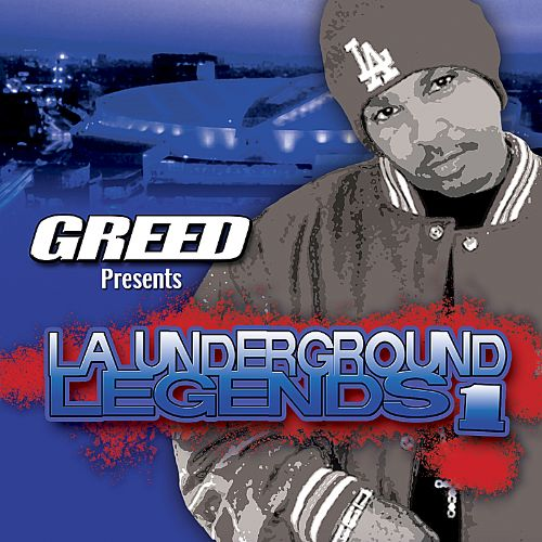 L.A. Underground Legends, Vol. 1