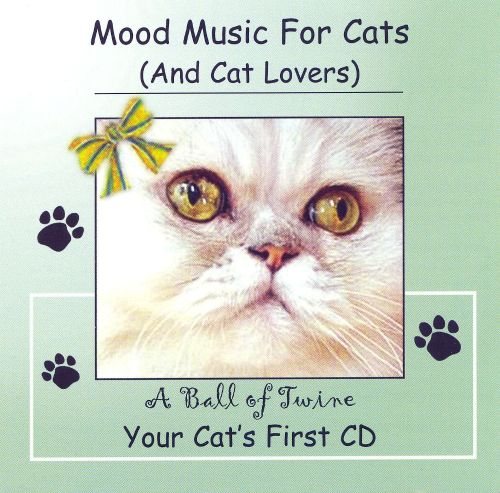 A Ball of Twine: Your Cat's First CD