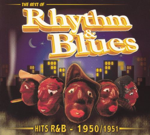 the best of rhythm and blues 1950 1951 various artists songs reviews credits allmusic. Black Bedroom Furniture Sets. Home Design Ideas