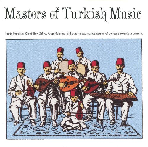 Masters Of Turkish Music - Various Artists  Songs, Reviews, Credits  Allmusic-5209