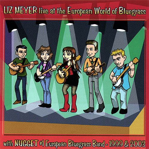 Live at the European World of Bluegrass