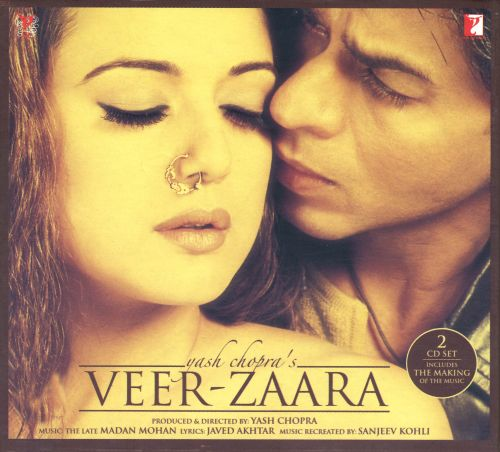 Veer Zaara Original Soundtrack Songs Reviews Credits Allmusic