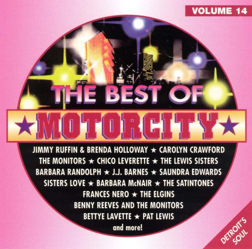 The Best of Motorcity Records, Vol. 14