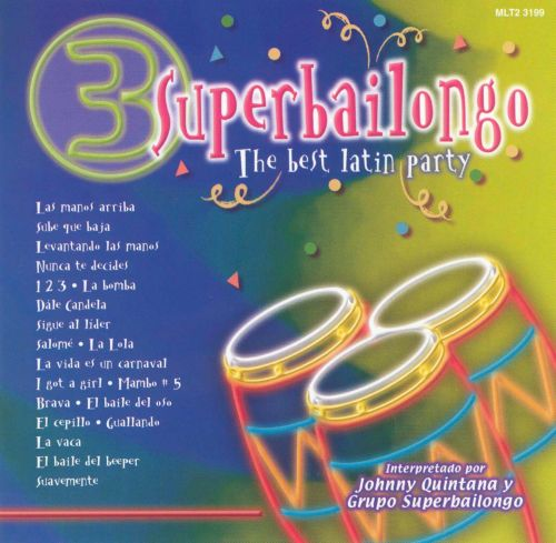 Superbailongo, Vol. 3