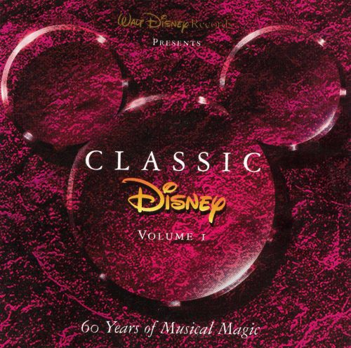 Classic disney vol 1 disney songs reviews credits for Classic house mastercuts vol 3