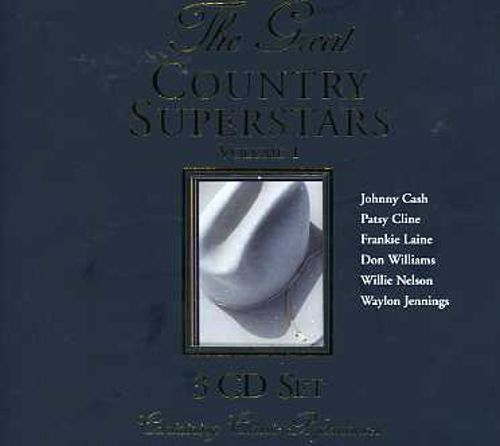 Great Country Superstars