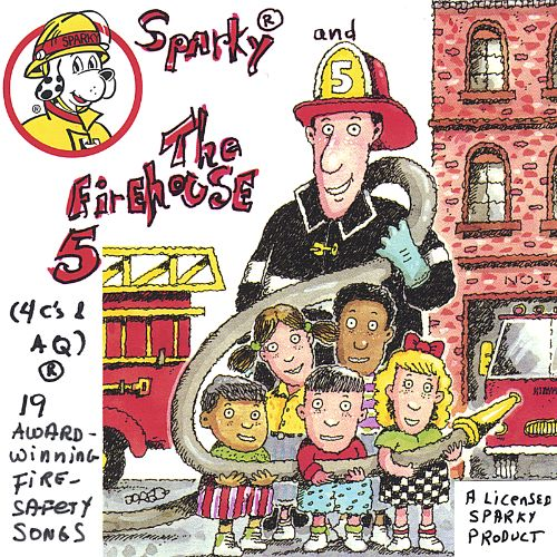 Sparky and the Firehouse 5