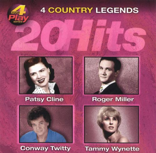 4 Country Legends