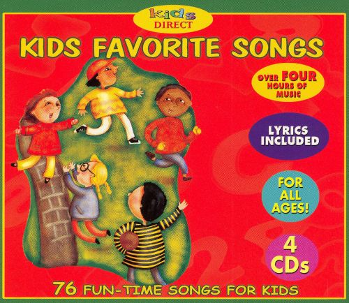 Kids Favorite Songs [Direct Source]