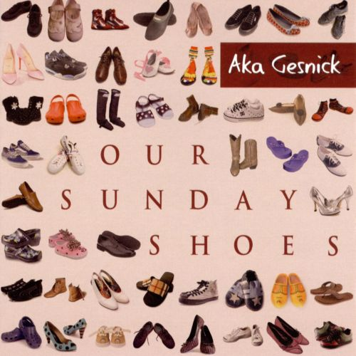 Our Sunday Shoes