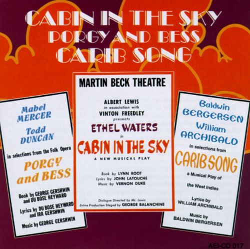 Cabin in the Sky/Porgy & Bess/Carib Song