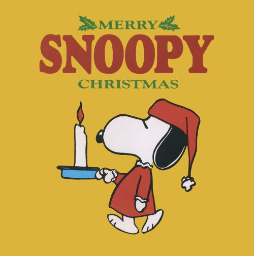 merry snoopy christmas - Snoopy Christmas Song
