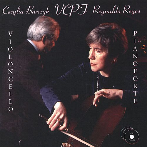 VCPF: Great Cello Music of the 20th Century