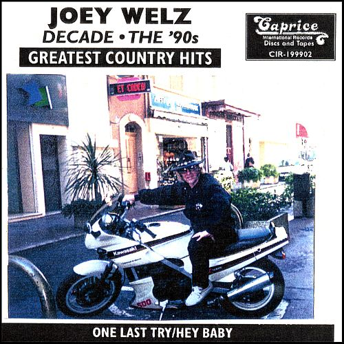 Greatest Country Hits: The 90s - Joey Welz   Songs, Reviews, Credits