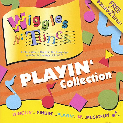 Wiggles N' Tunes Playin' Collection
