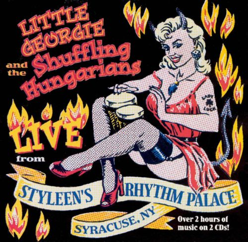 Roll Up The Rugs & Crank It: Live From Styleen's Rhythm Palace Syracuse, NY