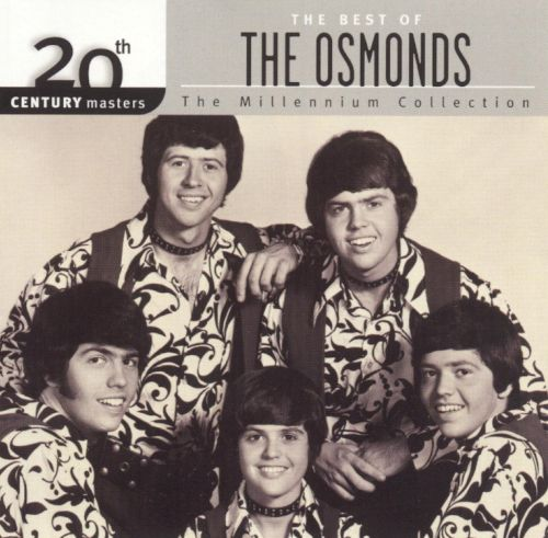 20th Century Masters - The Millennium Collection: The Best of the Osmonds