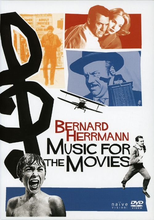 Music for the Movies/Herrmann