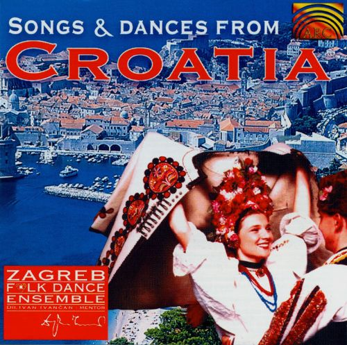 Songs and Dances from Croatia (Across the Drava River)