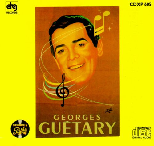 Georges Guetary in Paris: 1941-1966