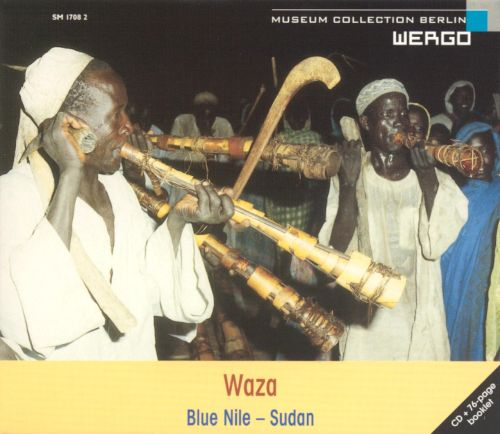 Waza: Music of the Berta from the Blue Nile