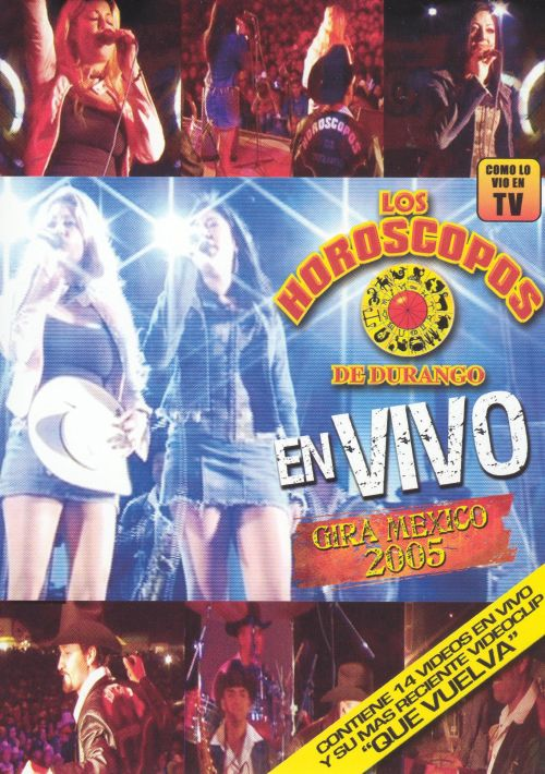 En Vivo Gira Mexico 2005 [DVD]