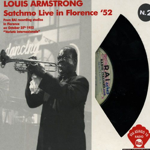 Satchmo: Live in Florence 1952