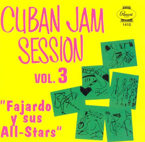 Cuban Jam Session, Vol. 3