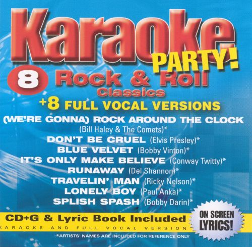 Karaoke Party! Rock & Roll Classics [Disc 1]